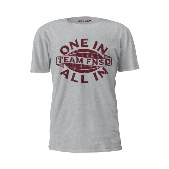Mens One in All in Printed T Shirt